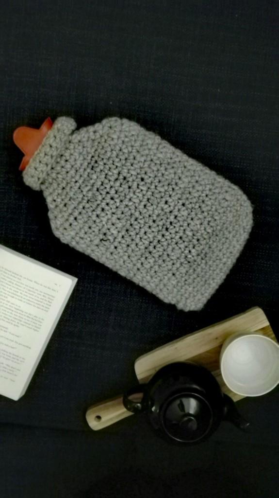 überzug Für Eine Wärmflasche Häkeln Diy Muenchnerliiiebede