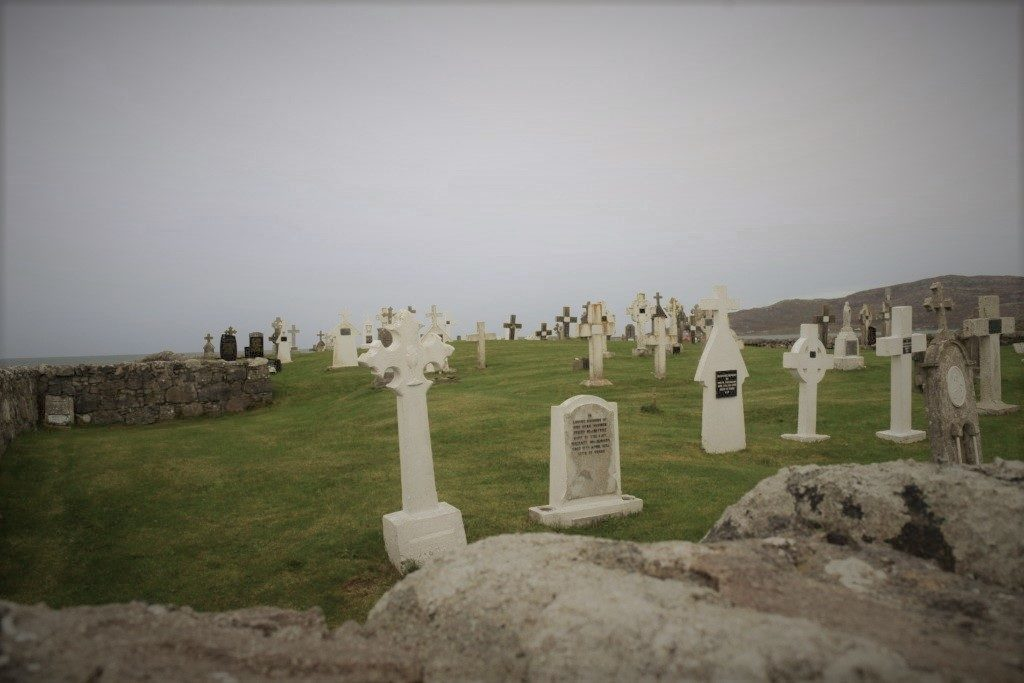 Friedhof in Schottland